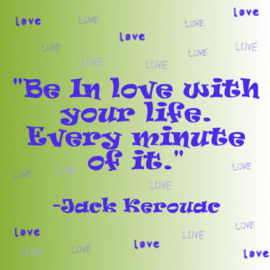 inlovewith life quote