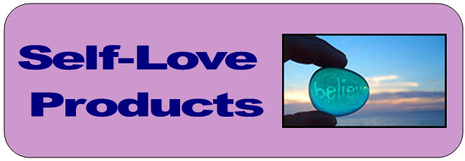 self love products button