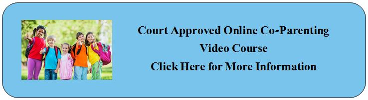 court approved online parenting course button