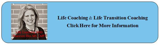 life coaching button
