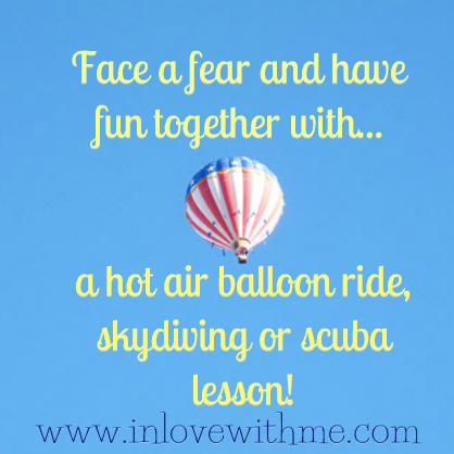 face a fear hot air balloon